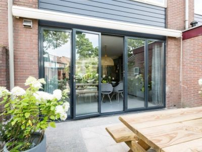 Select Windows Drachten - Vouwwand Sunflex SF55