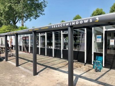Select Windows Drachten - Veranda terrasoverkapping