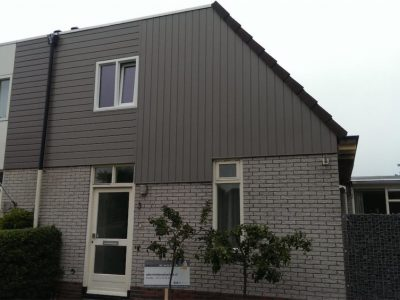 Select Windows Drachten - gevelbekleding