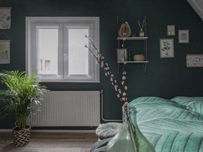 Select Windows Drachten - kunststof kozijnen in Leeuwarden - kunststof ramen in slaapkamer