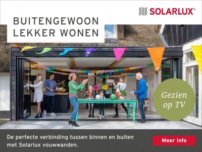 Select Windows Drachten - Vouwwand of harmonicadeuren aluminium vouwwanden Solarlux