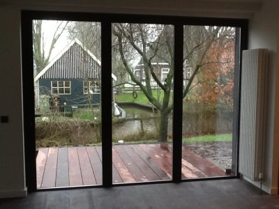 Select Windows Drachten - Vouwwand Sunflex
